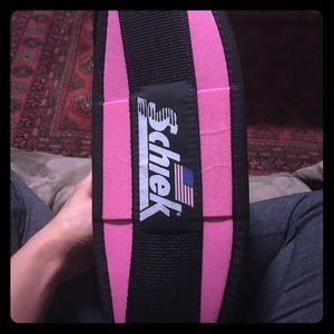 XS Exercise Belt for lifting.